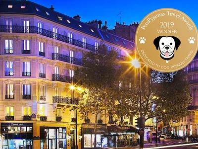 Hotel Plaza Elysees, Paris, Paris