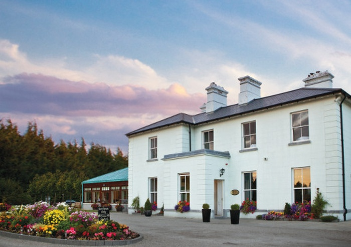 The Lodge at Ashford, Ireland 1