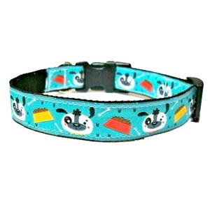 Dogs Dinner Dog Collar
