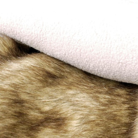Faux-Fur & Fleece Dog Blanket - Foxy 3