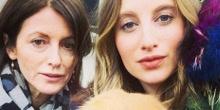 Mother's Day Special: Tessa & Rosie Fortescue and Noodle