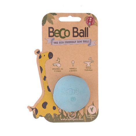 BecoBall Dog Toy - Blue 2