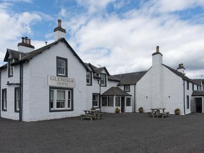 Glenisla Hotel, Scotland
