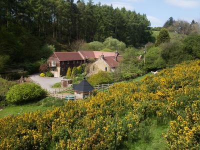 Munslow Cottage, Shropshire, Craven Arms