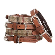 Mutts & Hounds - Balmoral Tweed Dog Collar