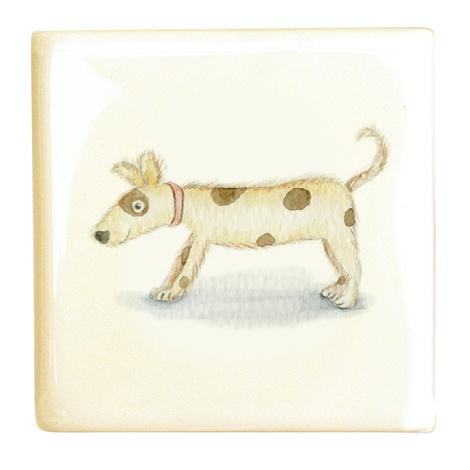 Dog Bowl Tile 7