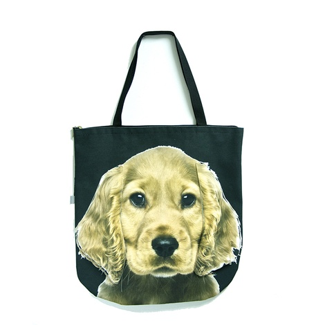 Roger the English Cocker Spaniel Dog Bag