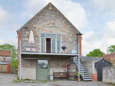 Little Burcott Loft, Somerset, Wells