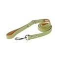 Tuscany Leather Dog Lead – Green