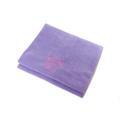 Personalised Lilac Bone Dog Blanket - Italic Font