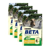 Beta - Pet Maintenance Dog Food x 4