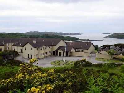 Inver Lodge Hotel, Scottish Highlands