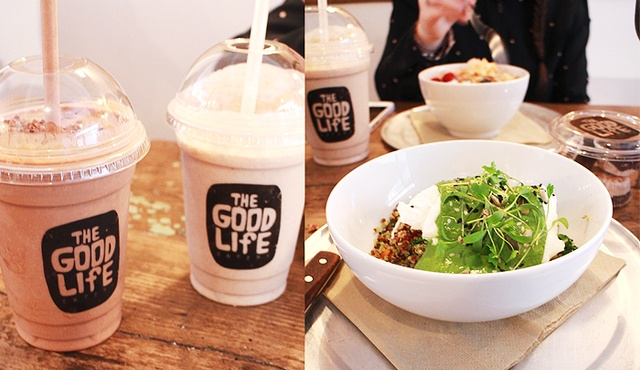 The Goodlife at Eatery London