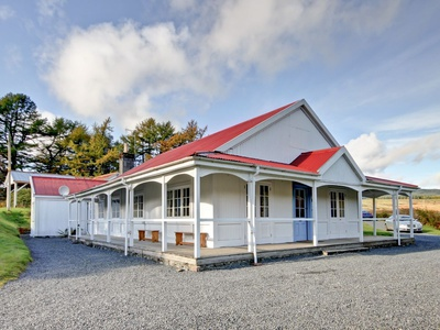 Garlies Lodge, Dumfries and Galloway, Bargrennan