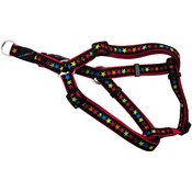 Hem & Boo - Black Stars Dog Harness