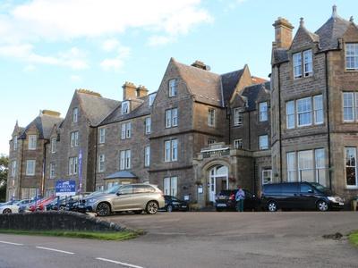 Gairloch Hotel, Scottish Highlands