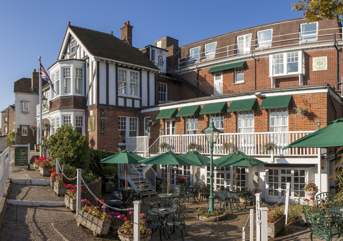 Rye Lodge Hotel, East Sussex 1