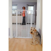 Petcetera - Bettacare Dog Gate with Cat Flap