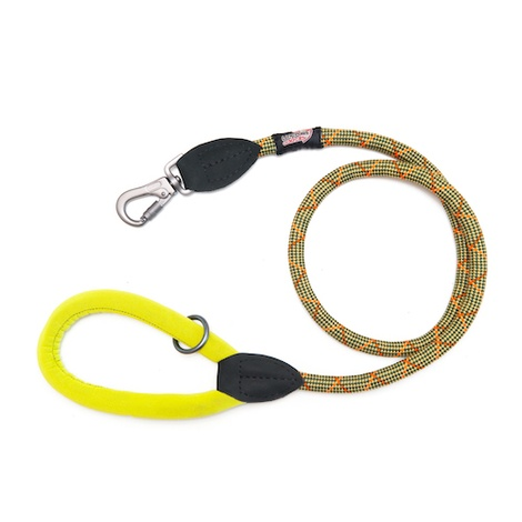 Comfort Rope Dog Lead – Green 2