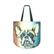 DekumDekum - Lexi the French Bulldog Puppy Dog Bag