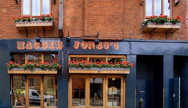 Maggie Jones London 2