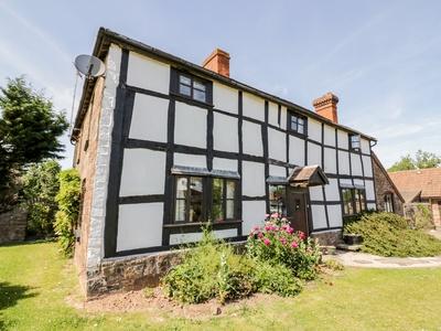 Mainstone House, Herefordshire, Ledbury