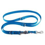 El Perro - Adjustable Juicy Style Dog Lead - Sky Blue