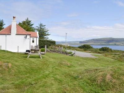 Cuillin View, Isle of Skye, Totaig