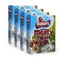 Meaty Meals Lamb Dog Food x 4
