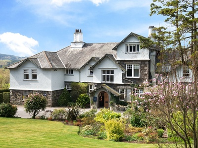 The Ryebeck Hotel, Lake District, Windermere