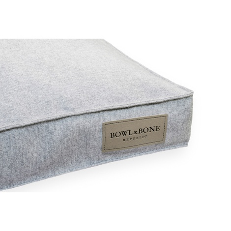 Loft Cushion Dog Bed - Grey 2