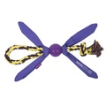 Intertough Bumble Bee Launcher Dog Toy