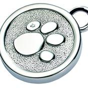 Magnetix-Wellness - Large Shamrock Dog Collar Pendant