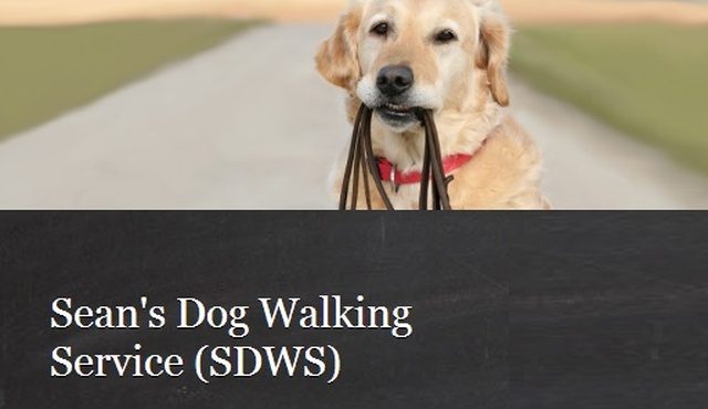 Sean's Dog Walking Service