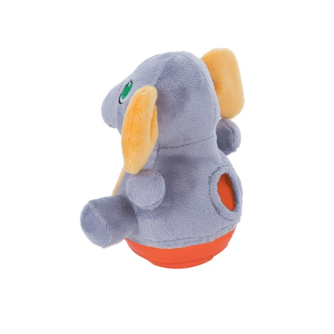 Wobblerz Plush Dog Toy – Elephant 2
