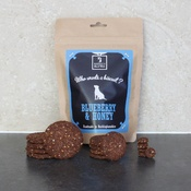 Barneys Biscuit Boxes - Blueberry & Honey Dog Biscuit Treats