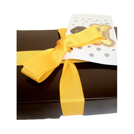 Doggie Love U Chocolates Box of 6 3