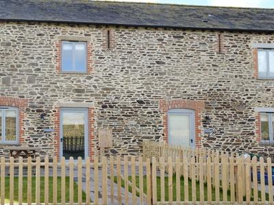 Badger Barn, Devon