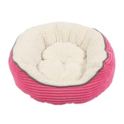 Little Rascals - Little Rascals Sweet Dreams Donut Bed -Pink