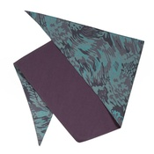 Baker & Bray - Liberty Camo Bandana – Parachute Purple
