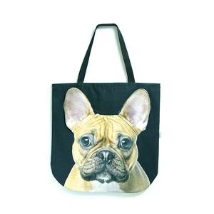 Logan the French Bulldog Dog Bag