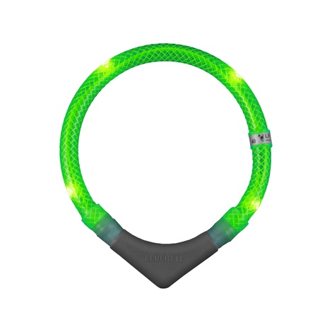 Leuchtie Plus LED Collar - Neon Green