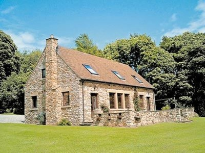 Myton House, North Yorkshire, Thornton Steward
