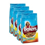 Bakers - Complete Puppy Chicken Dog Food x 4