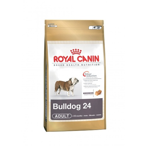 Bulldog 24 Dog Food