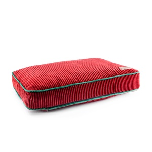 Ruby Deco Dog Cushion