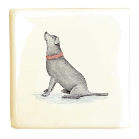 Dog Bowl Tile 6