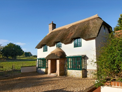 Mole's Cottage at The Museum Inn, Dorset