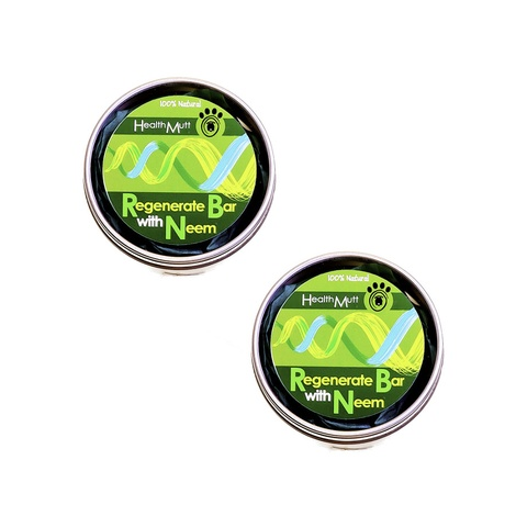 Regenerate Neem Natural Healing Lotion Bar (x2)