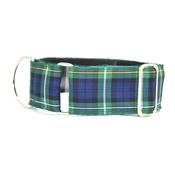 "Let Sleeping Dogs Lie - Renfrewshire Sighthound Collar 1.5"" Width"
